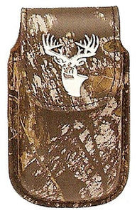 (MFWN74658222) Mossy OakCamo Razor Cell Phone Holder with Deer Concho