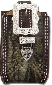 (MS25135) Mossy Oak Break-Up Camo Adjustable Cell Phone Holder