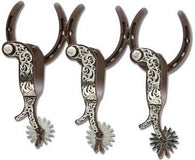 (MS70770) Horseshoe Spur Coat Rack