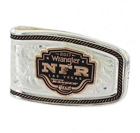2017 Softly Roped NFR Money Clip