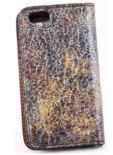 Load image into Gallery viewer, Turquoise Brown iPhone 5/5s Phone Case