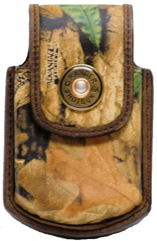 (WFAPC429SG) Western Camo Cell Phone Holder for Razor Phones with Shotgun Shell Concho