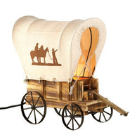(WSM10015679) Western Wagon Table Lamp