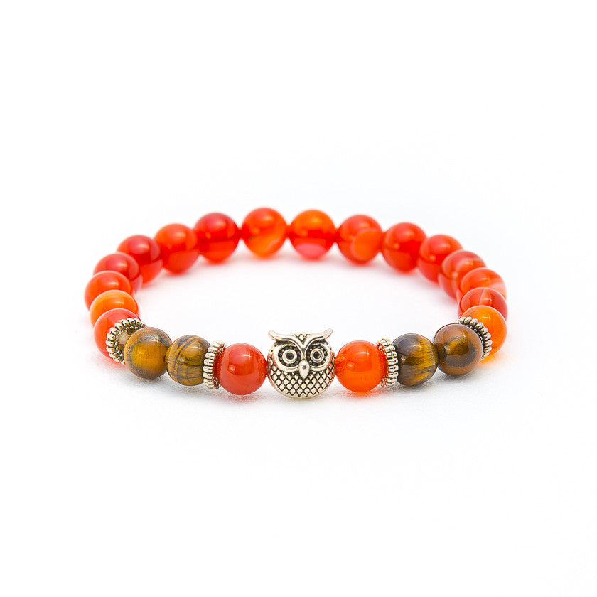 Sandalwood & Red Coral with Owl - Pearl in Oyster - Souk Madinat Jumeirah, Dubai