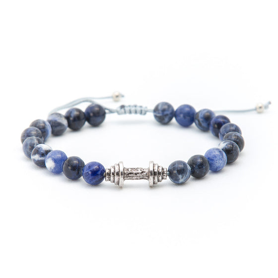 Blue Coral With Dumbbell - Pearl in Oyster - Souk Madinat Jumeirah, Dubai