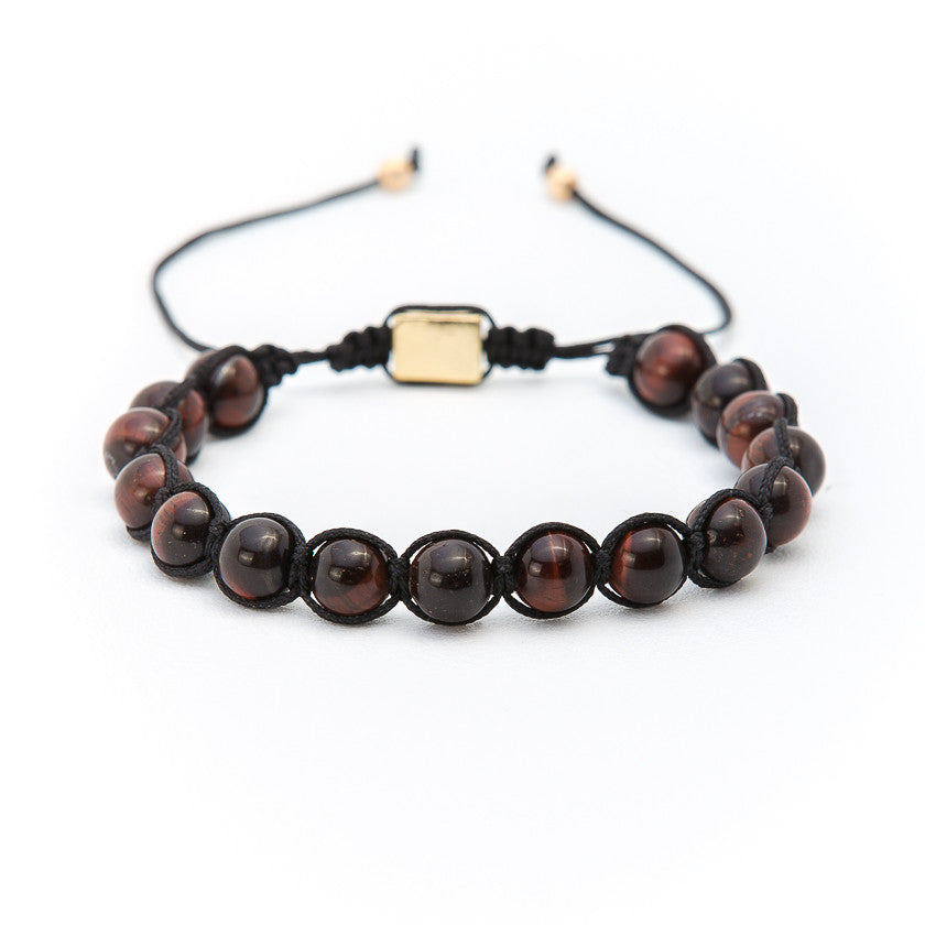 Red Tiger Eye - Pearl in Oyster - Souk Madinat Jumeirah, Dubai