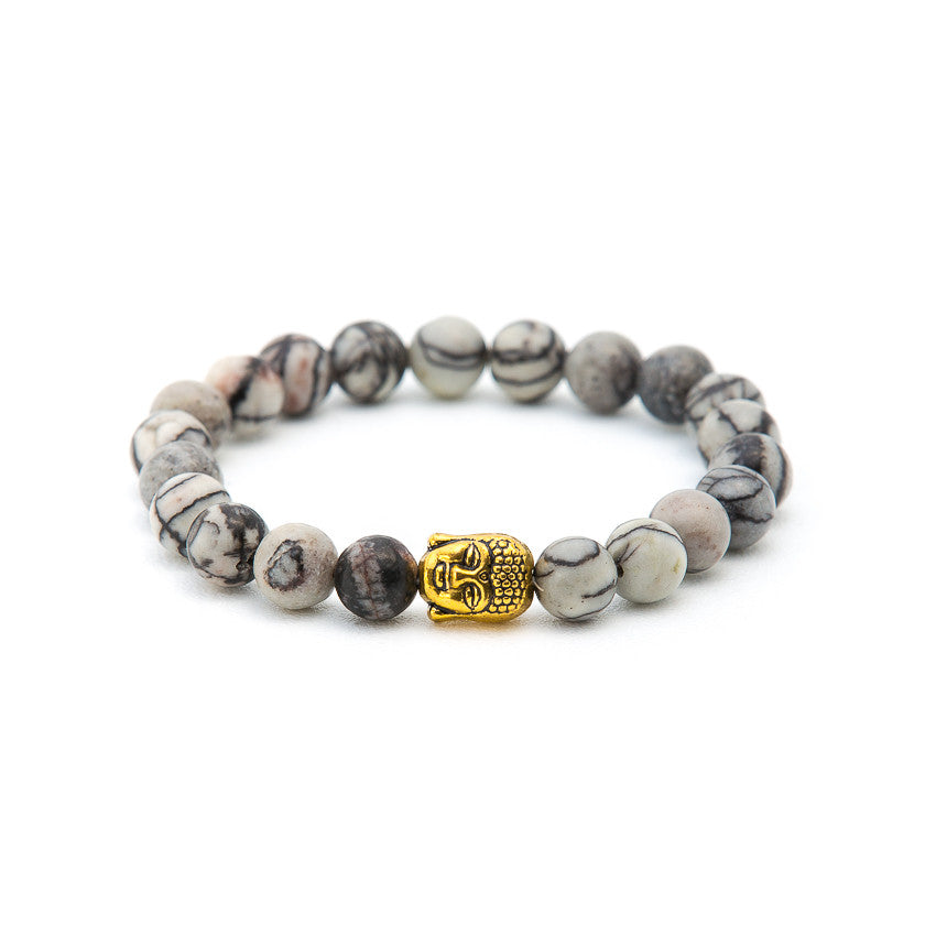 Howlite-with-Buddha - Pearl in Oyster - Souk Madinat Jumeirah, Dubai