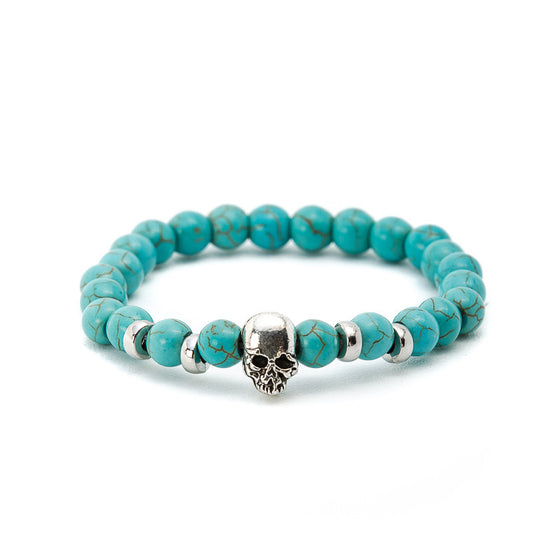 Green Turquoise with Skull - Pearl in Oyster - Souk Madinat Jumeirah, Dubai