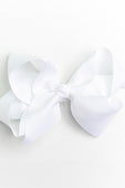 BRIGHT WHITE BOW