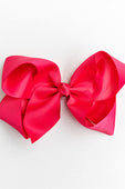 PINK BOW WIHT CLIP