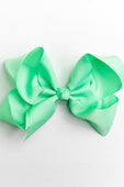 MINT GREEN BOW