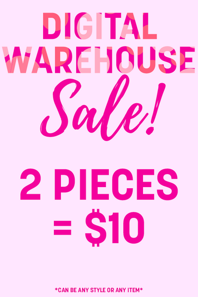 2 Digital Warehouse Sale Items = $10