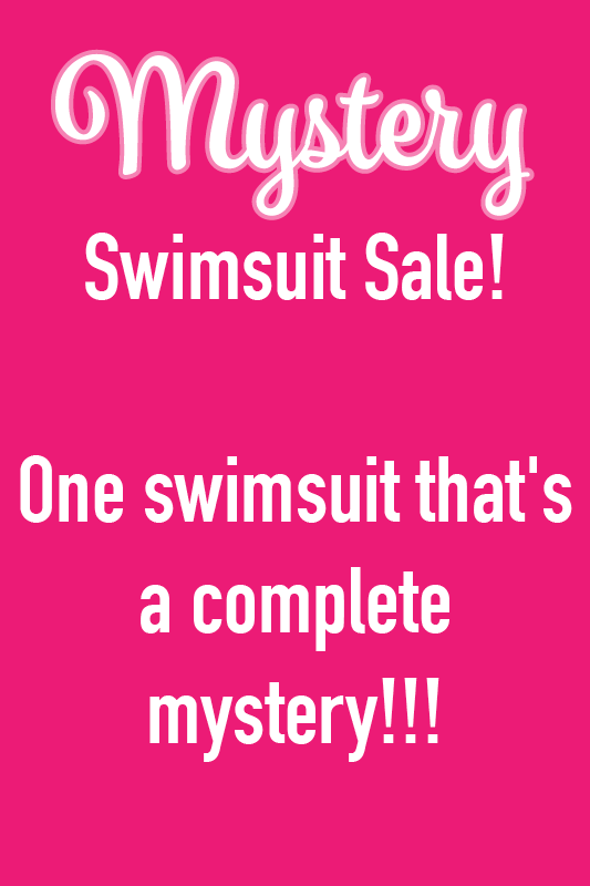 Girls Mystery Swim Suit