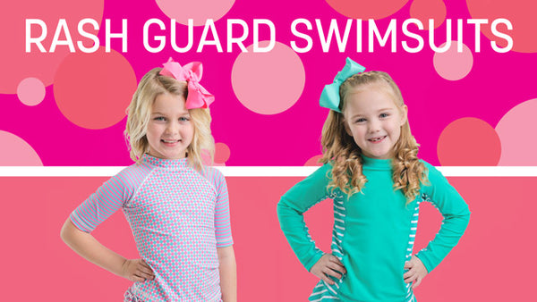Rash Guard Swimsuits