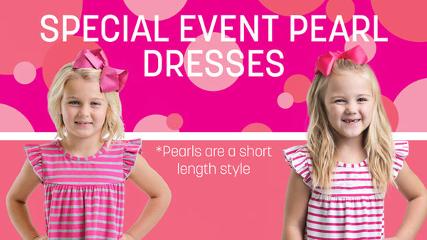 Special Event - Pearl Dresses