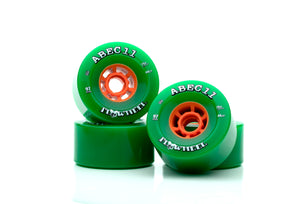 RUEDAS ABEC11 97MM FLYWHEEL 75A