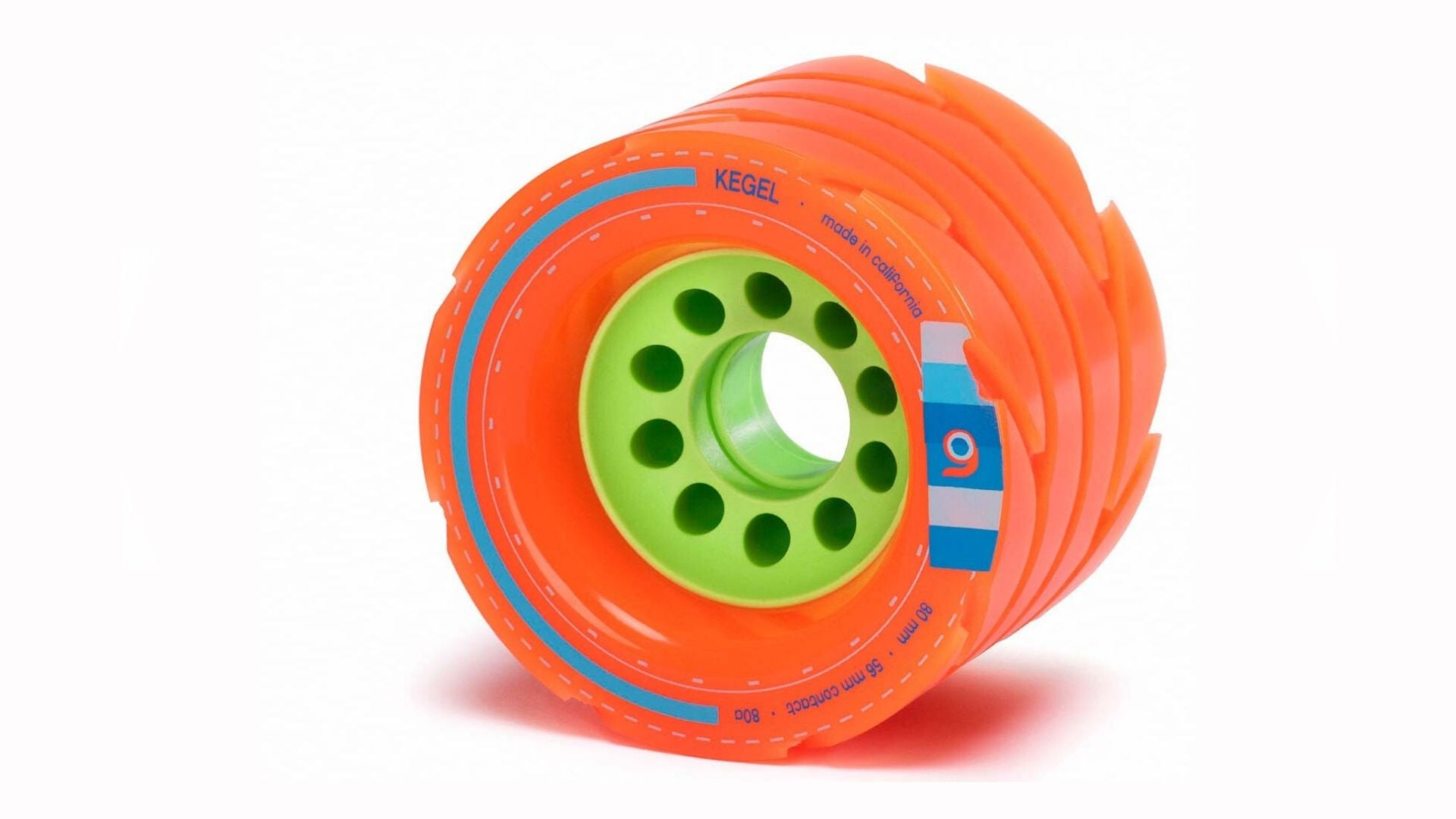 Ruedas Orangatang Kegel Harfang 80mm 80a - Evolve Skateboards