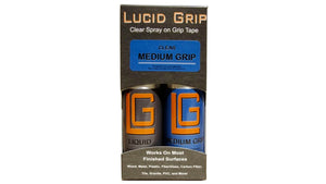Spray Limpiador y Grip Tape Transparente - Lucid Grip
