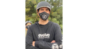 Mascarilla - Evolve Skateboard