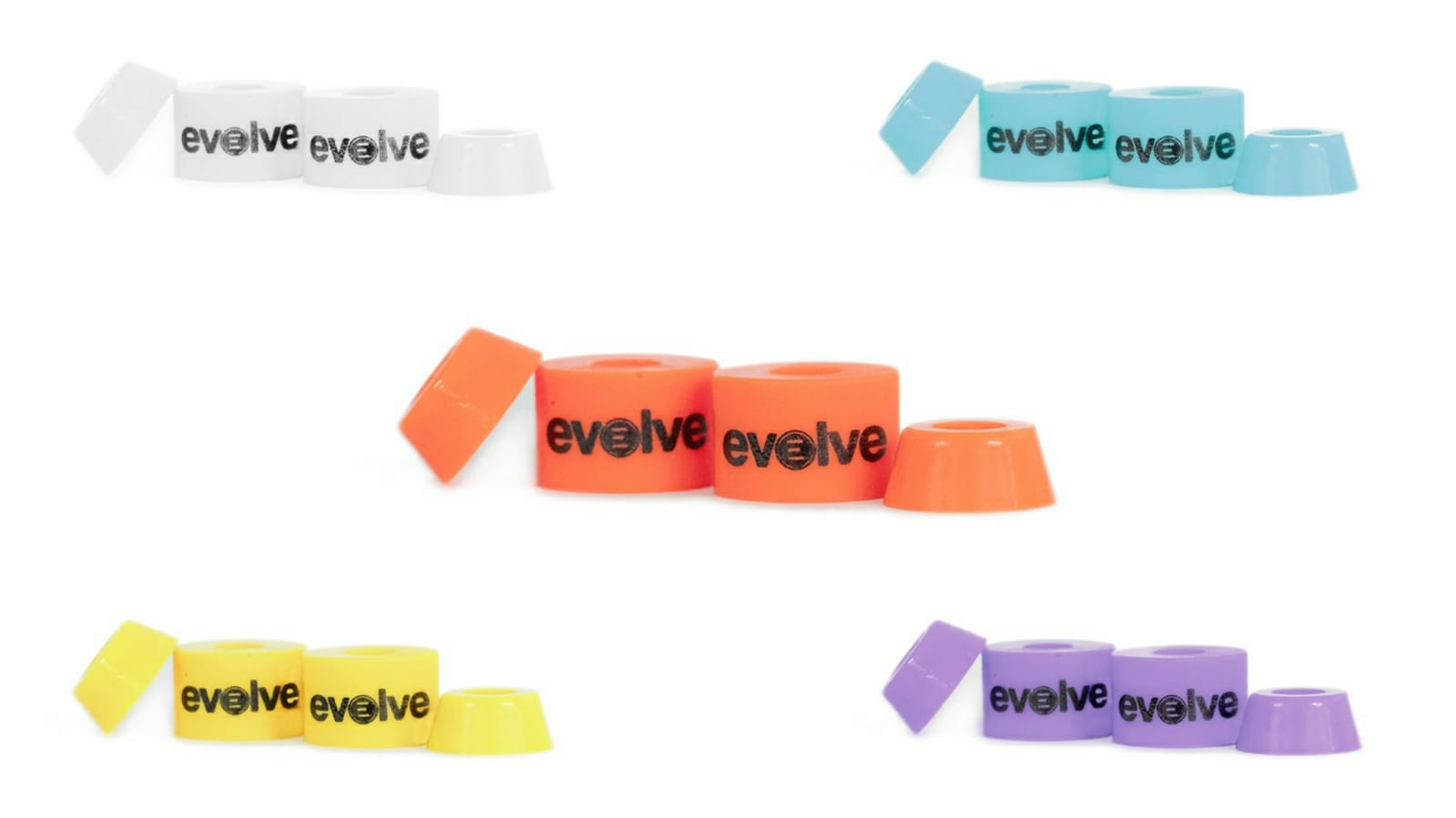 SPECIAL EVOLVE BUSHINGS