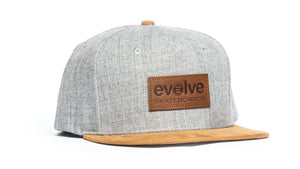 GORRA EVOLVE NEW GENERATION (GRIS)