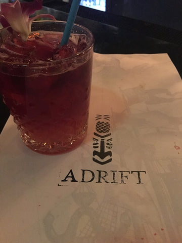 The Adrift tiki bar in Denver, Colorado, is one of the best in the country!