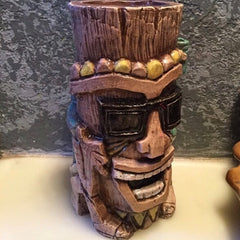 Enchanted Tiki Trail Mug