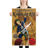 The Lost Canteen of the Kanaloa Kid Poster