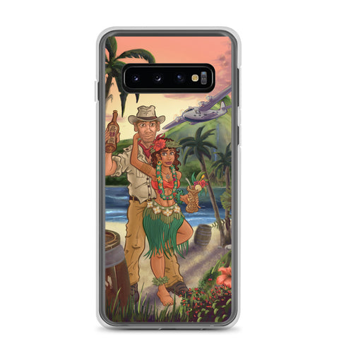 The Paradise Bootlegger Samsung Case