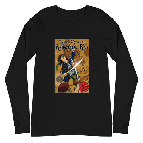 Kanaloa Kid Lost Canteen Unisex Long Sleeve Tee