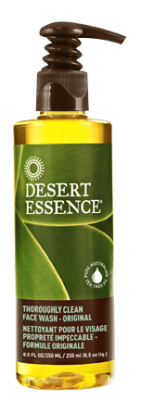 Desert Esscence Face Wash