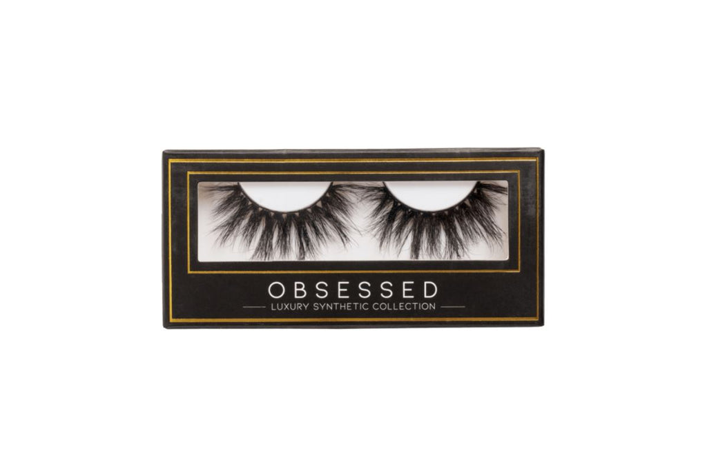Obsessed Synthetic Lashes - Babe
