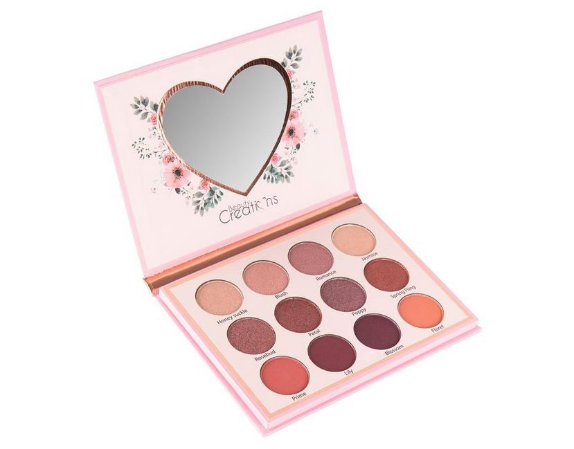 "Beauty Creations - Floral Bloom ""Eye Bloom"" Palette"