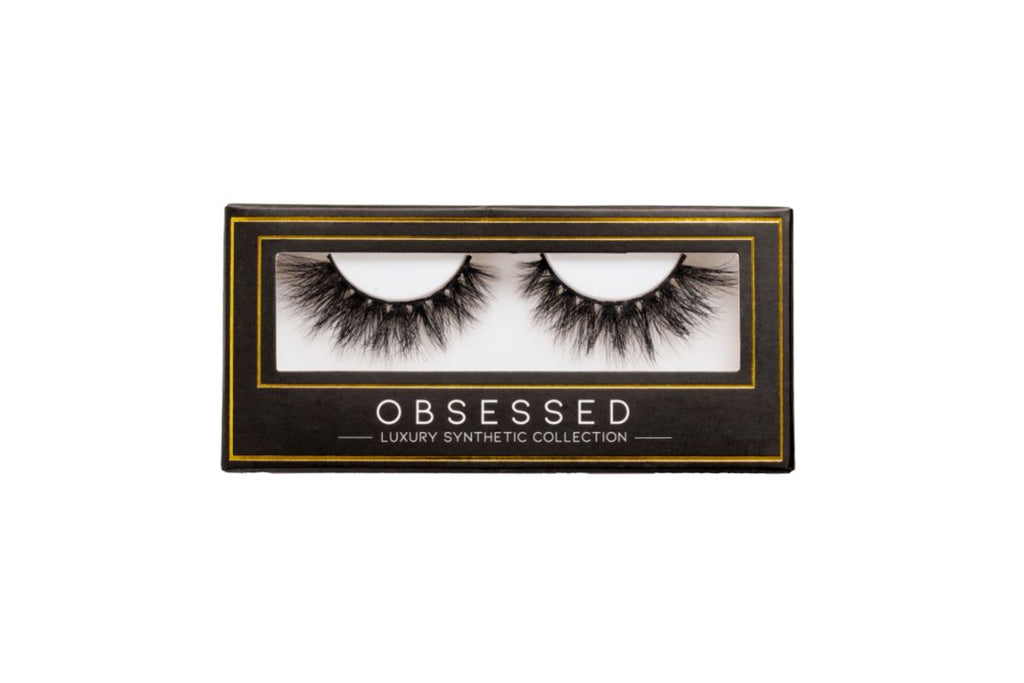 Obsessed Synthetic Lashes - Believe
