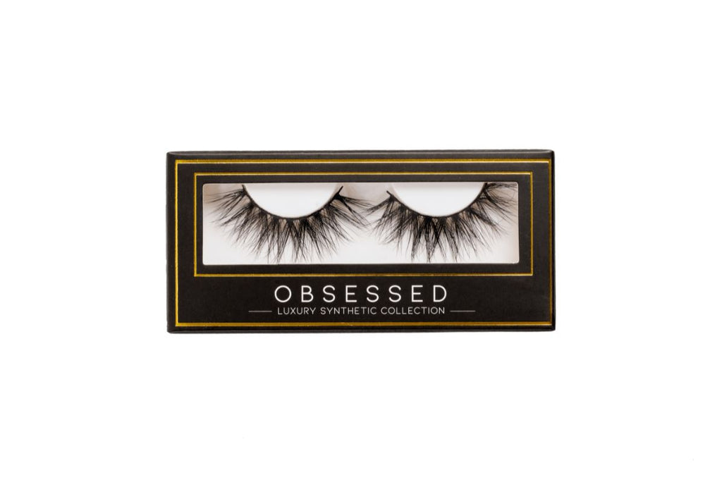 Obsessed Synthetic Lashes - Blocked