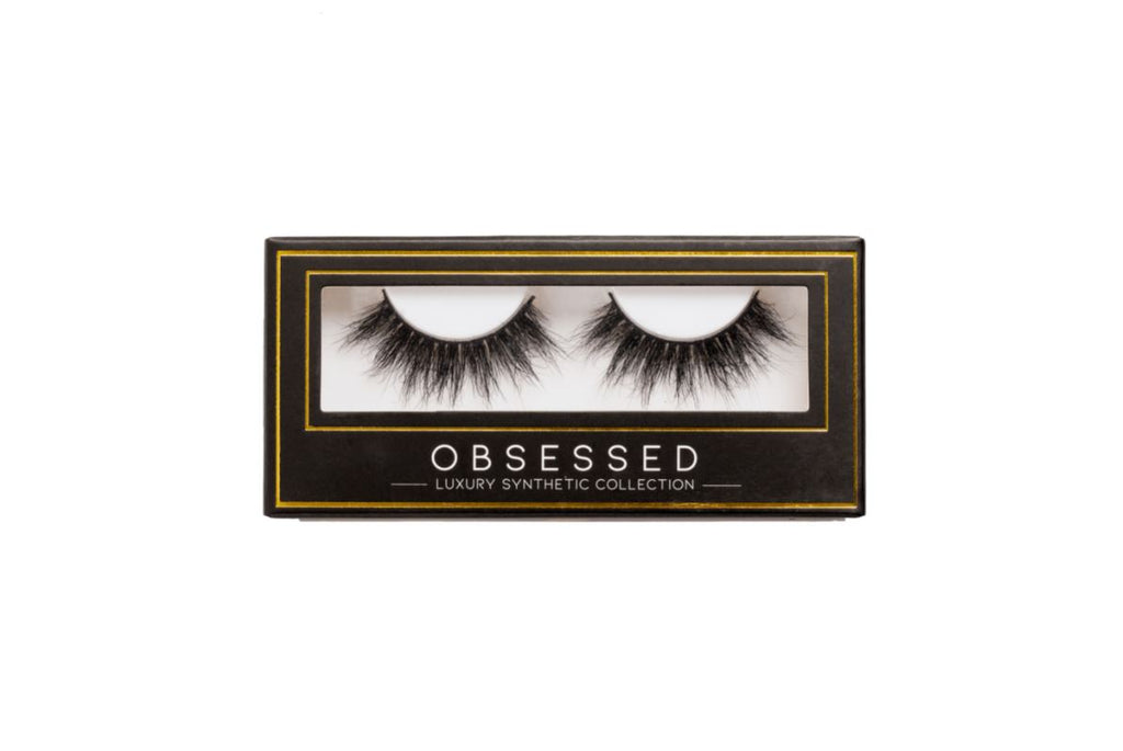 Obsessed Synthetic Lashes - Bomb af
