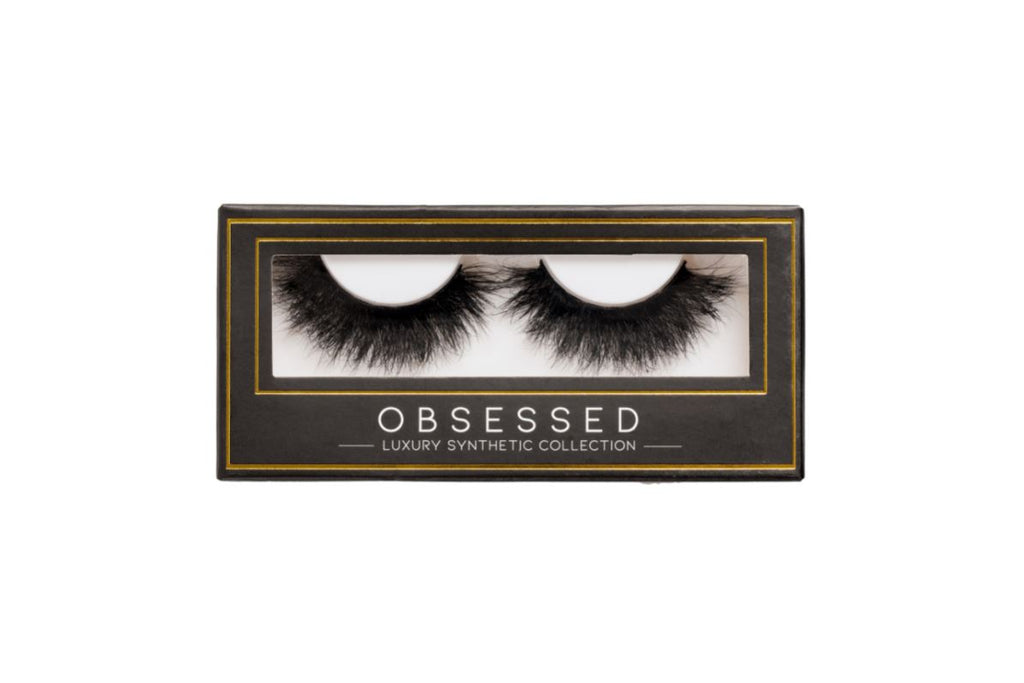 Obsessed Synthetic Lashes - Boss