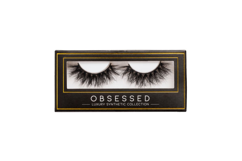 Obsessed Synthetic Lashes - Crystal