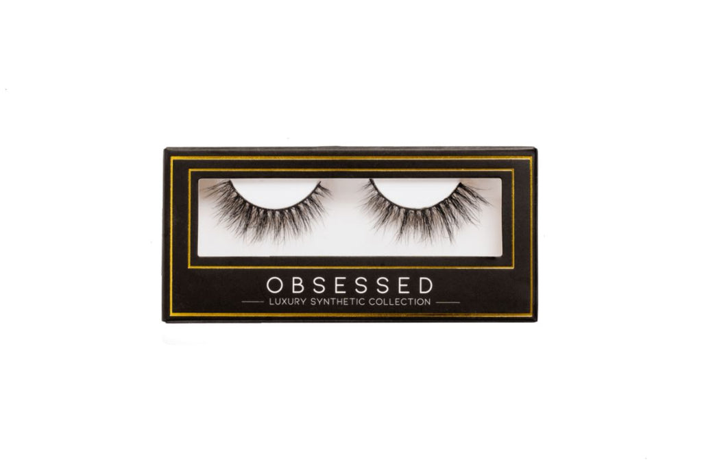 Obsessed Synthetic Lashes - Divine