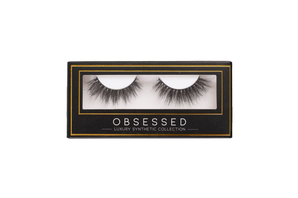Obsessed Synthetic Lashes - Esmeralda