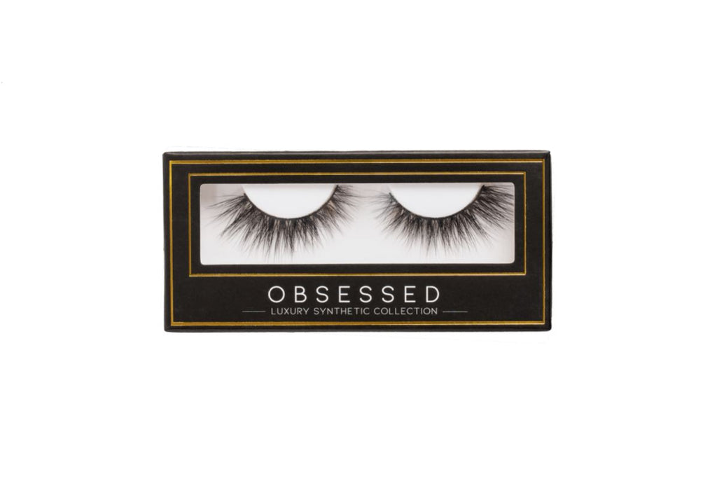 Obsessed Synthetic Lashes - Faith