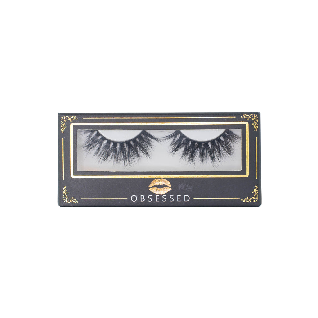 Obsessed Synthetic Lashes - Fierce