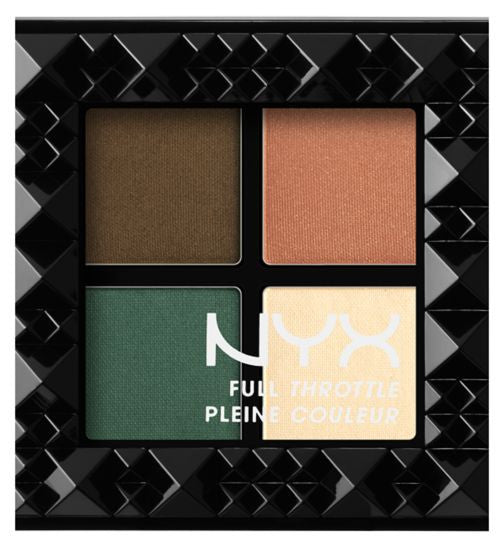 NYX - Full Throttle Shadow Palettes