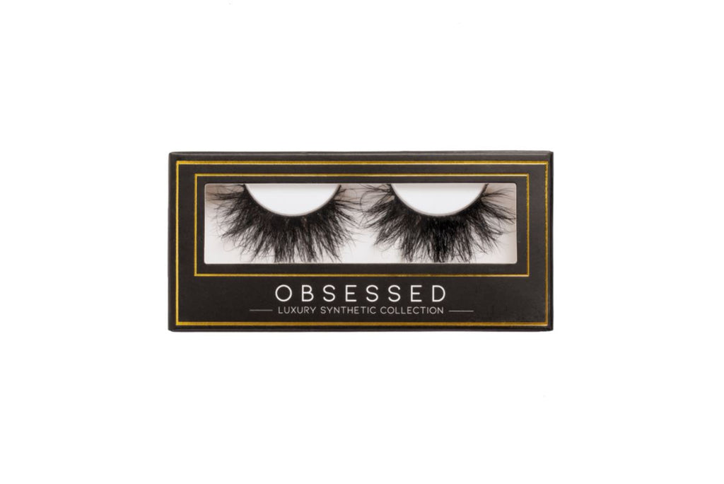 Obsessed Synthetic Lashes - Girl Boss