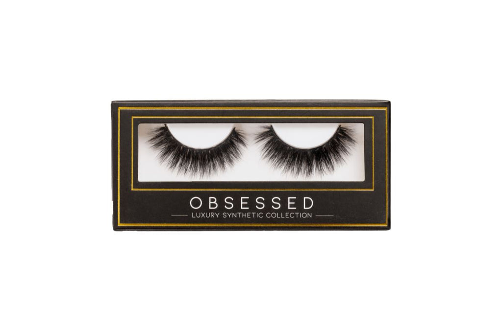 Obsessed Synthetic Lashes - Glam
