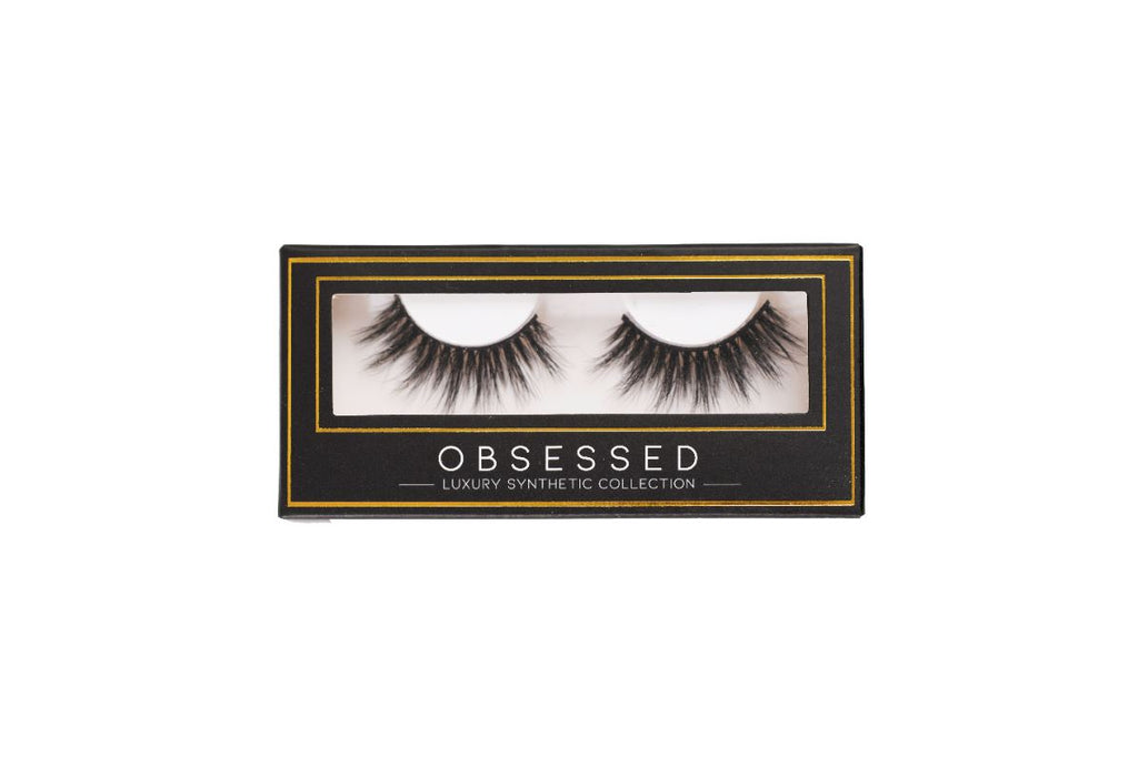 Obsessed Synthetic Lashes - Glamour Girl