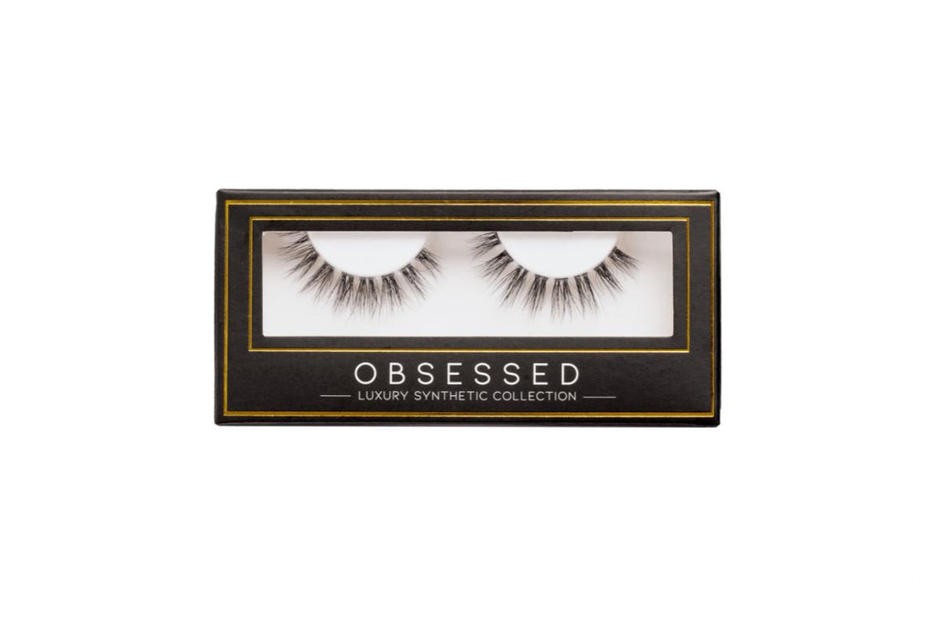 Obsessed Synthetic Lashes - Glow