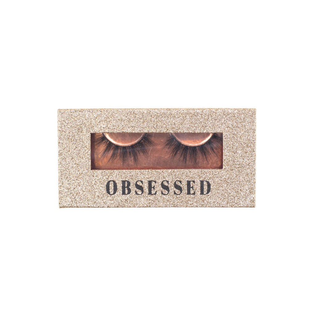 Obsessed Mink Lashes - Goddess