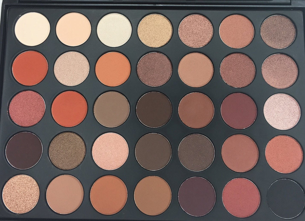 BeBella - Holly Jolly Pro Eyeshadow Palette