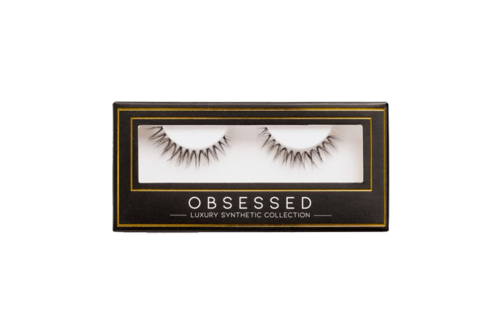 Obsessed Synthetic Lashes - Honey